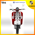 2016 The new model: classical, retro and durable 50CC Ves with certificates of EEC, EPA, DOT