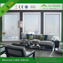 Australian Standard Fire Retardant Manual Household Blackout Roller Blinds