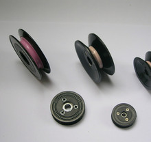 cable roller guide,plastic v-groove pulley for copper wire guide