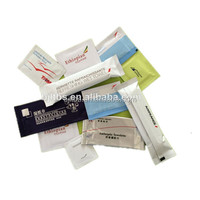 Cheap individual pack customized printting wet wipes