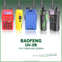 UV-5R Two Way Radio Baofeng UV5R Walkie talkike Dual Band Ham radio with uv5R long battery UV5R charger