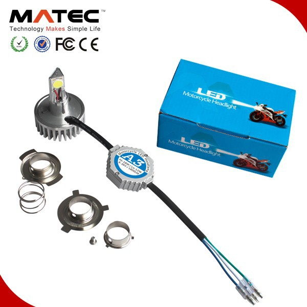 MATEC Special Custom 3 Sides High Lumen Led Lamp For motorcycle led headlight