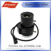 lenses manufacture new products Mega Pixels f1.4 CS mount 1/3 inch varifocal lens 6-15mm for CCTV camera