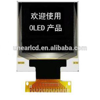 1.12 inch 96*96 oled display driver board UNOLED50166