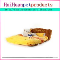Cat Bed House comfortable Sleeping Pet Puppy Dog Bed with Pillow