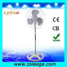3 PP Blades White Round Base Industrial Outdoor Fans/Outdoor Cooling Fan