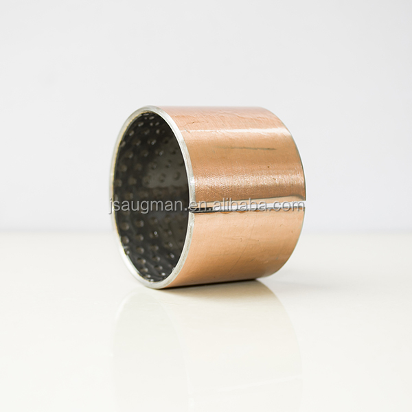 zhejiang jiashan oilless bushing manufacturers supply boundary-lubrication bearing and bushing