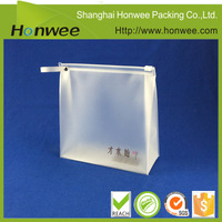 handle plastic bag travel storage bag t-shirt bag