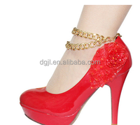 Pop Euro American Lady High Heeled