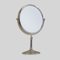 FUAO Bathroom Cosmetic Wall Mirror Smart Decorative Magnifying LED Mirror