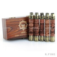 New arrival, on china market e wooden cigarette kamry k fire with high quality in stock