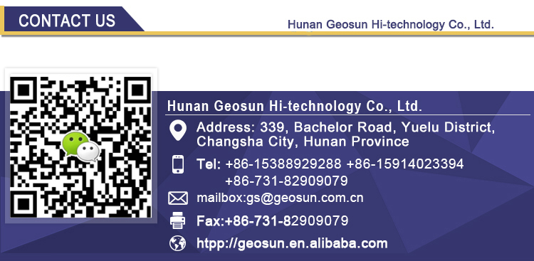 GEOSUN Best selling useful gold metal detector equipment