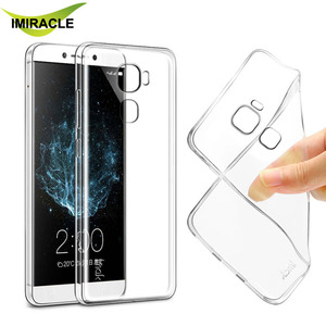 iMak Ultra Thin Slim Silicone Case For Letv Le Pro 3 X720 Clear Soft TPU Gel Case Cover