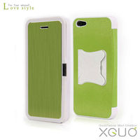 2013 whole sale dust proof case for iphone5 with stand