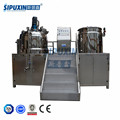 GMP Standard 500L Vacuum mixing homogenizer emusilfying machine