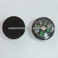 914021302 20MM round hot sell mini plastic compass