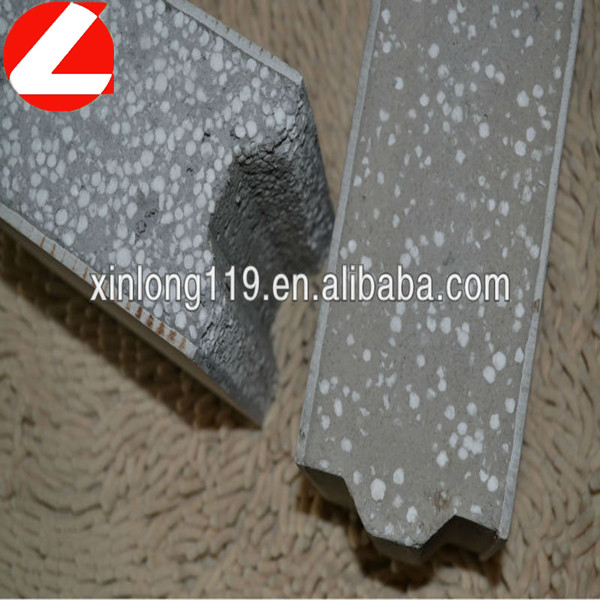 Water proof /sound insulation /lightweight foam EPS cements sandwich wall panel