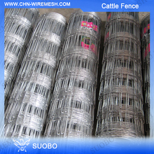 High Tensile Galvanized factory direct sale galvanized field fence/farm guard field fence