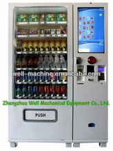 Hot selling automatic drink vending machine