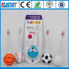 2013 best manual toothbrush with CE&ROHS, Specail needs toothbrush for young kids, Family personalized toothbrush for children