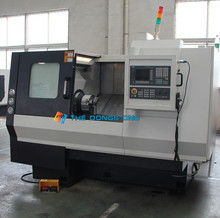 TCK420 High Speed Cnc Lthe with Hydraulic Tailstock