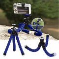 Innovative products 2017 mini flexible photo video tripod with remote