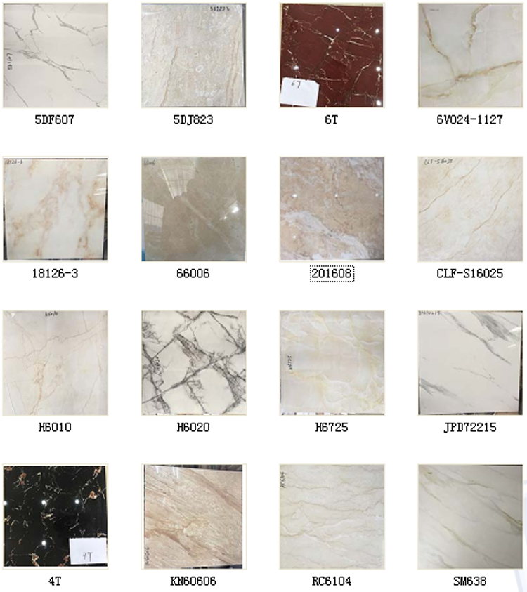 60x60cm full polished glazed porcelain spanish floor tile