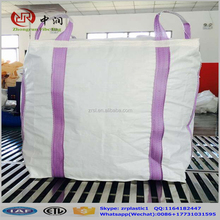 PP virgin 1000kg big bag for steel shot, FIBC big packing bag in Hebei Manufacture