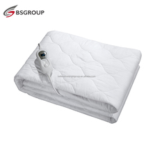 CE/GS approval fitted single electric blanket