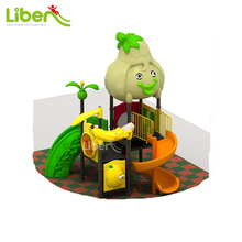 Fruit Themed Big Discount Cheap Plastic Second Hand Playground Equipment for Sale