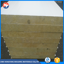 rock wool panel sandwich price m2