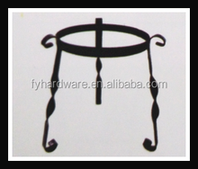 garden wire plant pot stands