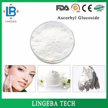 100% Natural Cosmetic Ingredient Ascorbyl Glucoside 99%