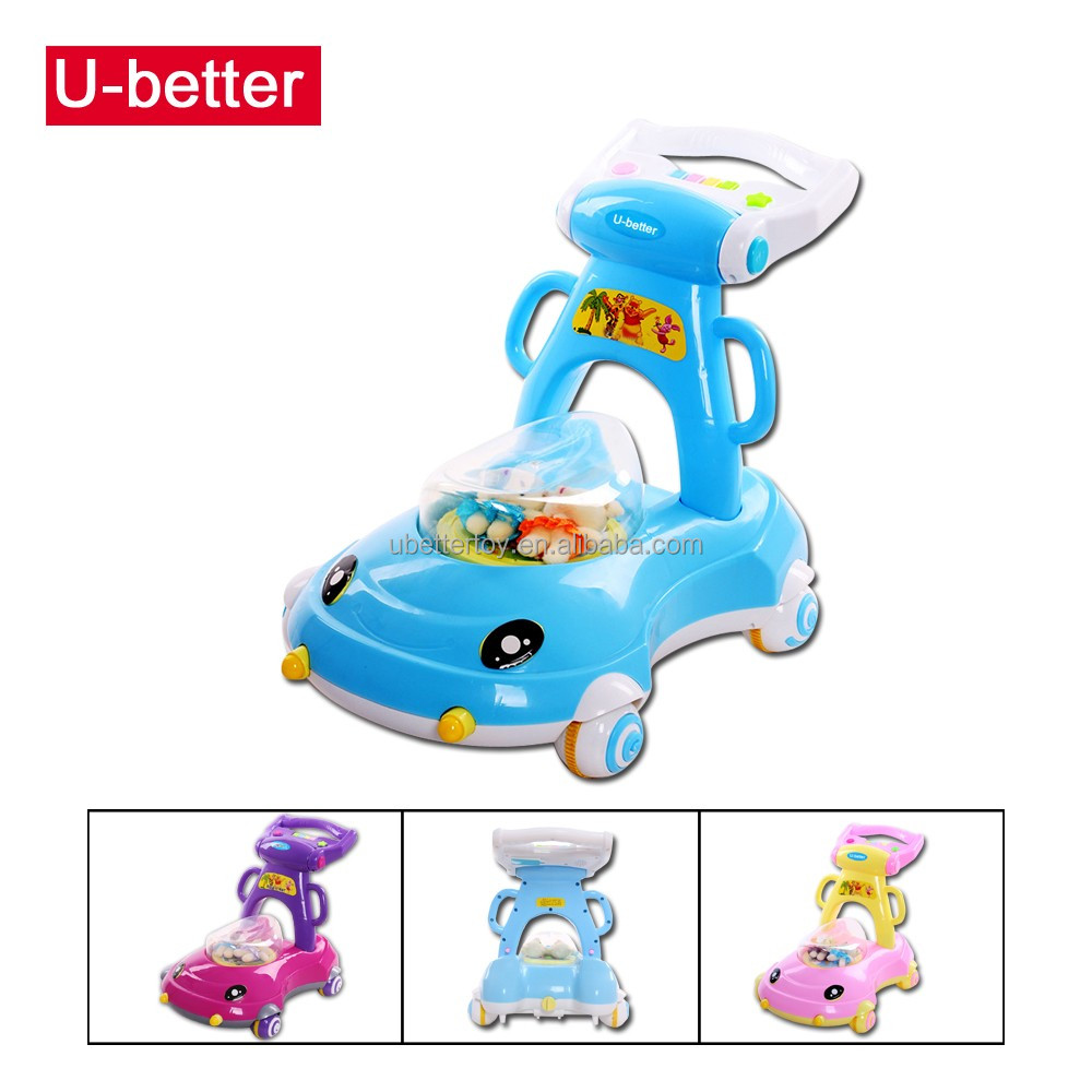 multi-function baby walker toys