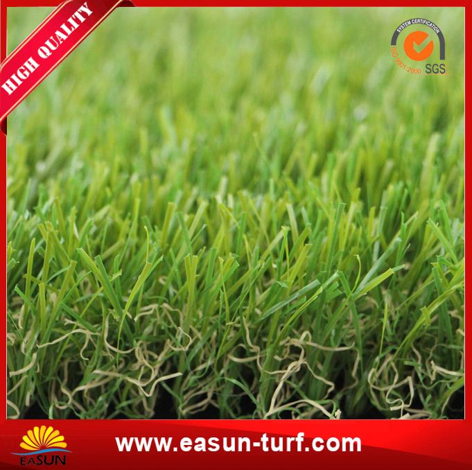 Synthetic football artificial grass for football pitch