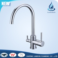 Custom Made Bathroom Gooseneck Water Fliter Kitchen Drinking Faucet