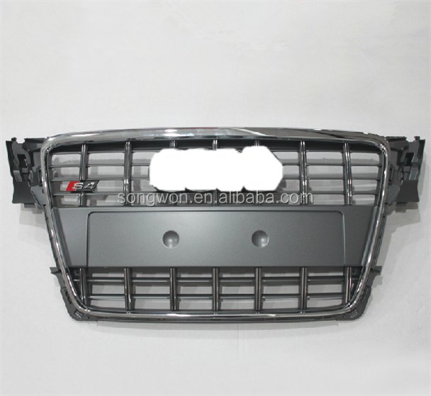 car accessories for A-udi A4 B8/S4 front grille