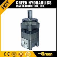 low speed high torque hydraulic motor for hydraulic water well drilling rig