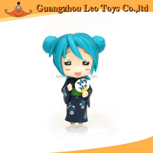 International Best Made Cartoon Miku Wholesale Miniature Toys