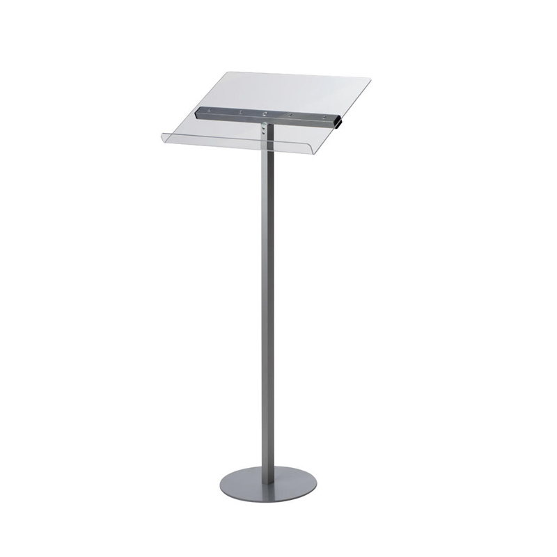CD-034 Transparent Multi-functional Acrylic Pulpit Rostrum,PMMA Lectern/Speaker Stand,Plexiglass Podium/Speech Lectern