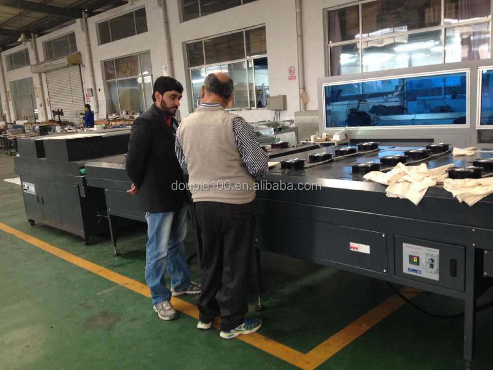 uv coating machine for wood