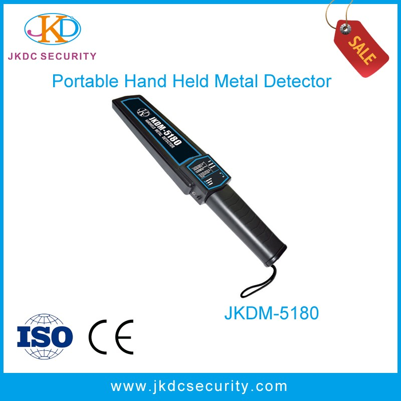 High sensitivity portable hand held metal detector price