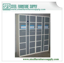surpermarket self-service staff storage customized size metal locker