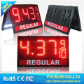Outdoor Red Regular Led Gas Price Sign