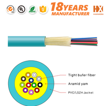China manufacturer supplier 24 Core fiber optic cable price per meter