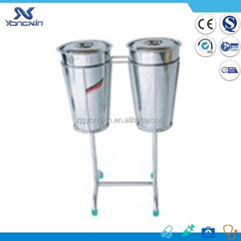 Stainless Steel Hospital Wash / Basin / Bucket Stand (YX-ST86)
