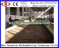 CNC steel cutting machine