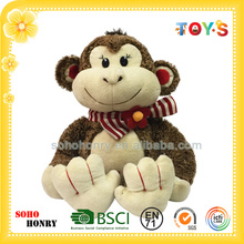 Mohawk Monkey Plush Toys for Sale Monkey Toy for Girl