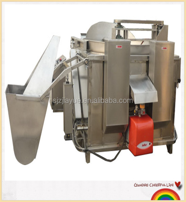 Professional gari frying machine