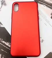Hot Selling New Arrival Wholesale TPU Case for iPhone 8 ,Metallic Paint TPU Cell Phone Case for iPhone 8